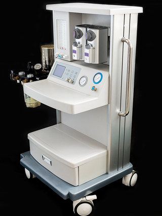 Anesthesia Machine JINLING-01B Advanced